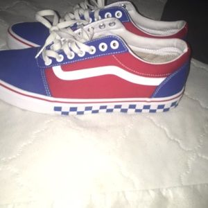 Off the wall vans !!!!!!